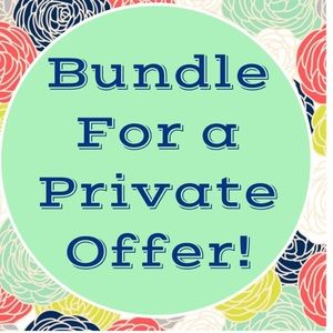 Other - Bundle & Save !!